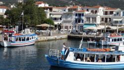 2014 Skyatos, the harbour