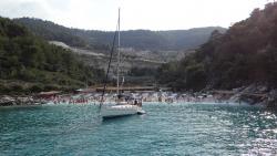 2013 Thassos, the beach