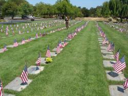 2012 USA, Memorial day