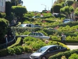 2012 San Francisco, Lombard street