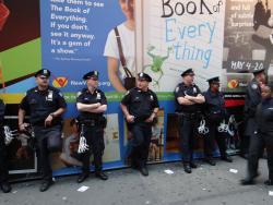 2012 NY, metropolitan police