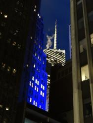 2012 NY by night