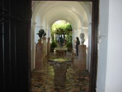 2011 Capri, Villa san Michele
