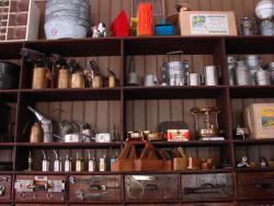 2009 Stockholm, a shop in Skansen museum