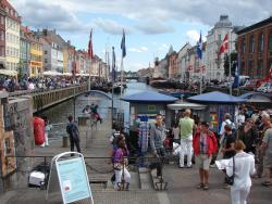 2009 Copenhagen, Nyhavn canal