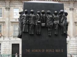 2008 London, women in war