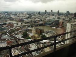 2008 London, a view