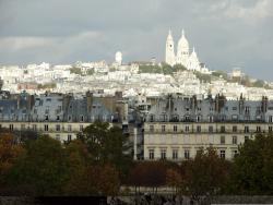 2007 Paris, Sacre Coeur