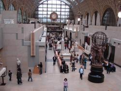 2007 Paris, Orsay museum