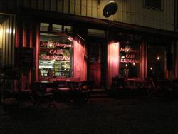2007 Gothenburg, Hagagattan by night