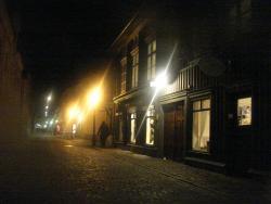 2007 Gothenburg by night