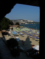 2007 Balcic, a view to the beach