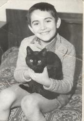 1960, with Negruta