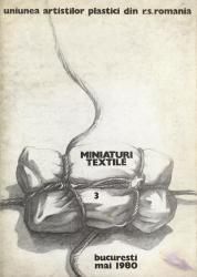 1978 Miniaturi textile, Group exhibition (1)