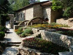 2007 Balcic, the Castle garden
