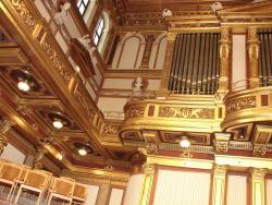 2007 Vienna, Wiener Musikverein
