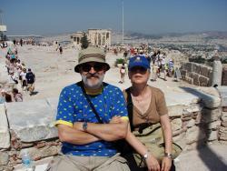 2008 Athens, Acropole