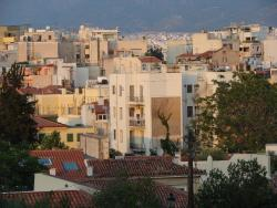 2008 Athens, a view