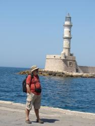 2008 Chania, the lighthouse