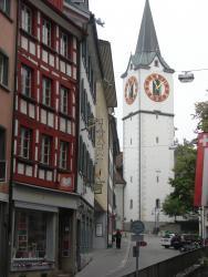 2008 St Gallen, a view