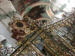 2008 St Gallen, Saint Gallen abbey