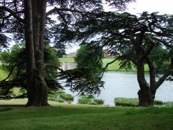 2008 UK, Blenheim castle and garden