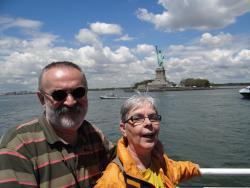 2012 NY , with Anca