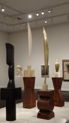 2012, Washington, Brancusi at National Gallery