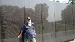 2012 Washington, Vietnam veterans Memorial Wall