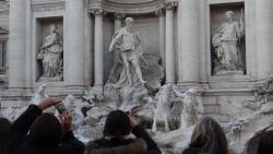 2013 Rome, Fontana di Trevi
