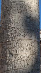 2013 Rome, Traian Column
