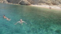 2013 Thassos, swiming