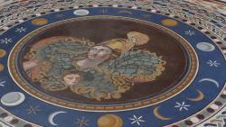 2013 Vatican, a mozaic