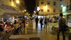 2014 Lisbon by night