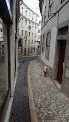 2014 Lisbon, street
