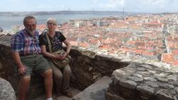 2014 Porto, with Anca