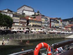 2015 Porto, Douro river