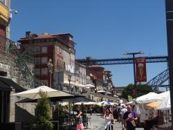 2015 Porto, the harbour
