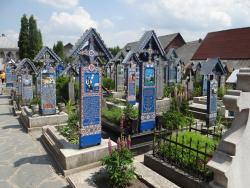2015 Sapanta, the Happy cimetery