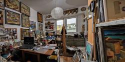 2016,  The studio
